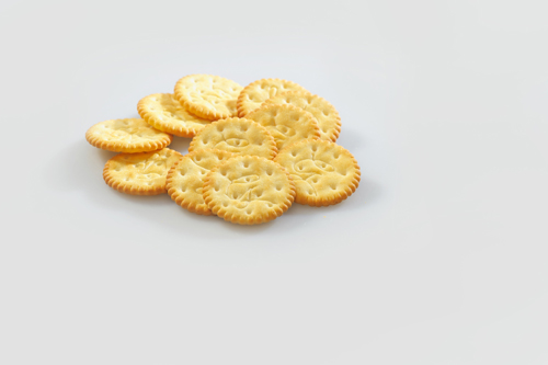 Cracker Crispy with cheese